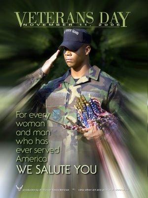 >Veteran's Day