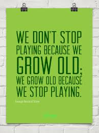 old playing