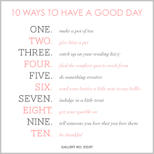 ten ways
