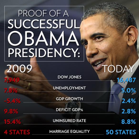 A very good President
