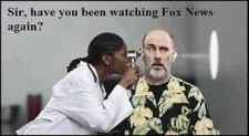 watching fox