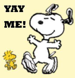 yay, me