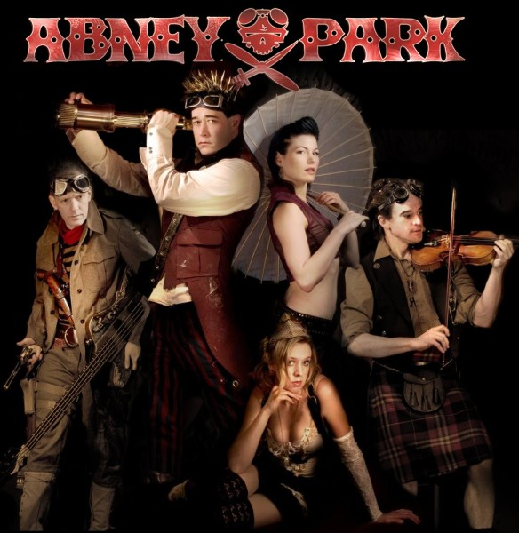 abney park groupshot